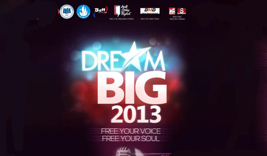 cuộc thi dream big 2013