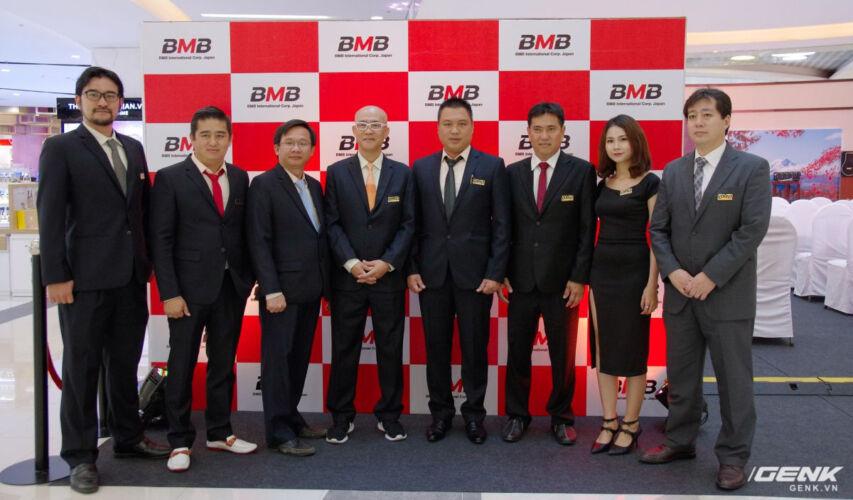 thành viên bmb tham dự hoạt động bmb japan