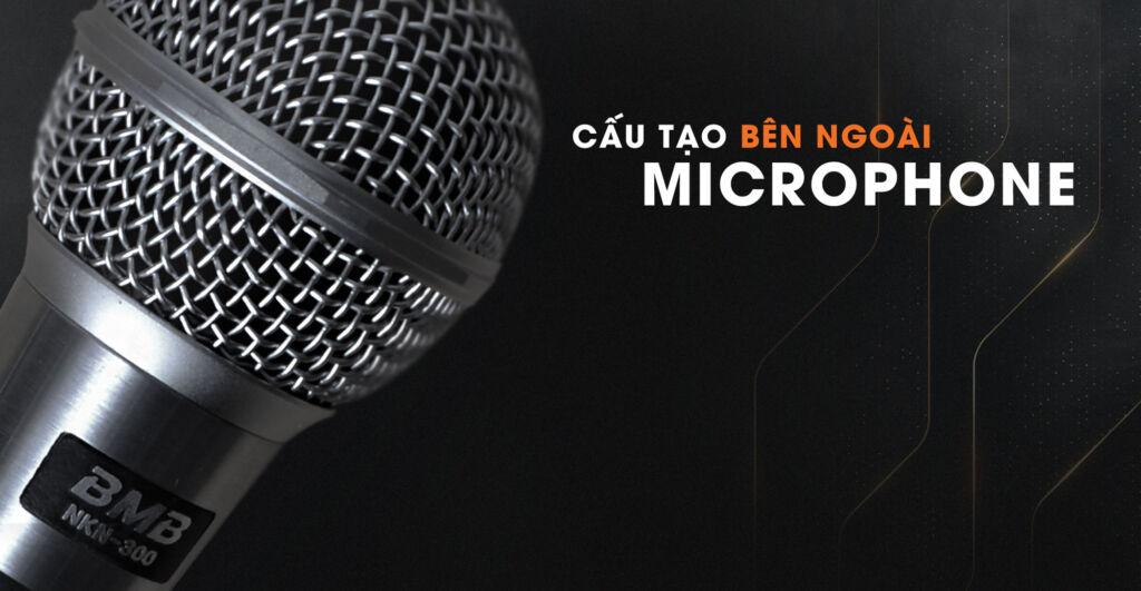 Cấu Tạo Và Nguyên Lý Hoạt Động Của Microphone
