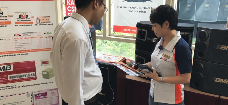 BMB Việt Nam tham gia hội nghị Chống Hàng Giả Vina CHG 2017_HÌNH 1