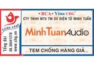 Mẫu tem chống hàng giả của bmb việt nam