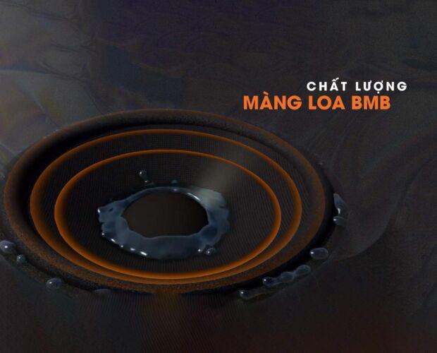 chất lượng màng loa bmb