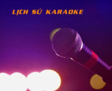 lịch sử karaoke